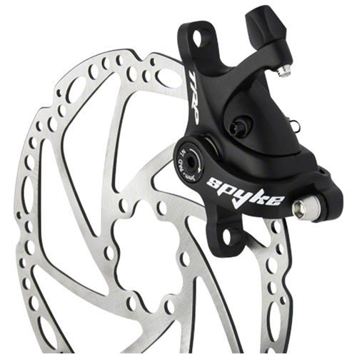 TRP Brake Disc Trp Mtb Spyke Mech 180 Black - SPYKE-180