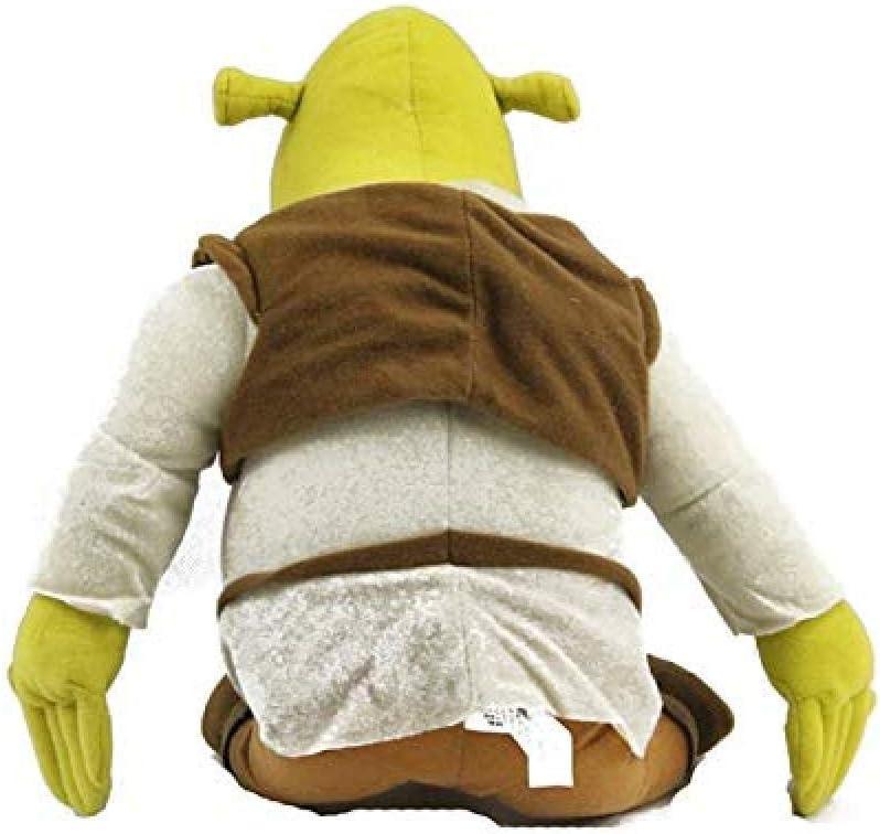 Plush Toys Soft Toy 40cm Shrek Plush Doll Movies TV Plush Toy Doll for Kids Christmas Toy Gifts for Kids