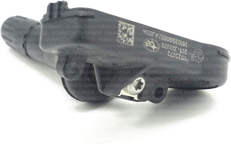 1 Coolautocore Tire Pressure Monitor Sensor TPMS 28103SG000 Replacement for Subaru Forester Impreza Legacy Outback Forester Impreza WRX STI CROSSTREK Set of one