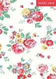 A6 2018 Diary - Wells Rose (Cath Kidston Stationery)
