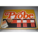 Probe: Parker Brothers Game of Words