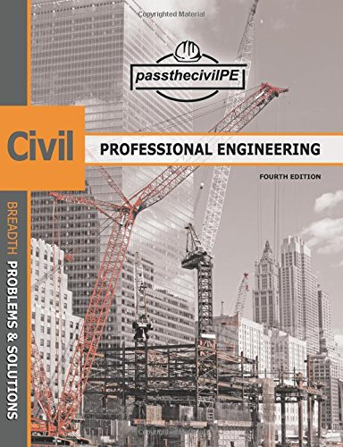 Pass the Civil Professional Engineering (PE) Exam Guide Book