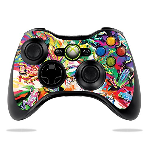 MightySkins Skin Compatible with Microsoft Xbox 360 Controller