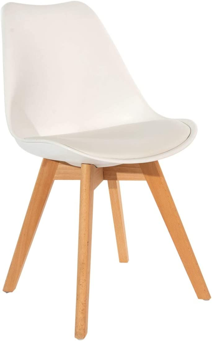Pureday Stuhl Mario Esszimmerstuhl mit Sitzschale