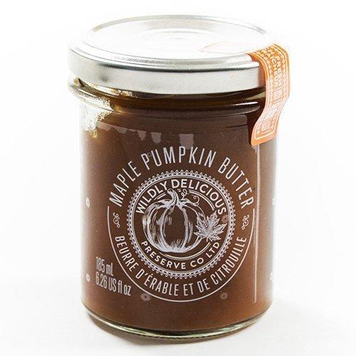 Wildly Delicious Maple Pumpkin Butter Spread, 185 ml (6.3 - Pumpkin Stonewall Kitchen