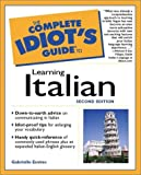 Complete Idiot's Guide to Learning Italian, Gabrielle Euvino, 0028641477