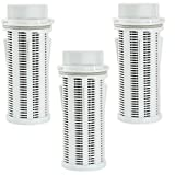 Clear2o Gravity Replacement Water Filter with Pleated Filter Design to Maximize Dirt-Holding Capacity (3-Pack)