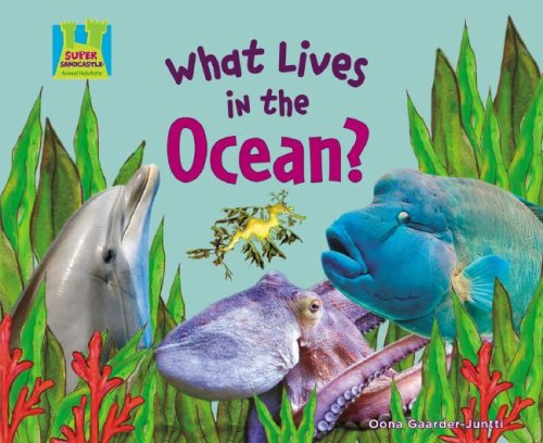 What Lives in the Ocean? (Animal Habitats) ebook