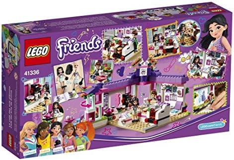 Lego Friends Original New Sticker Sheet Only set 41336 Emma/'s Art Cafe