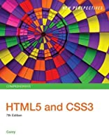 New Perspectives HTML5 and CSS3: Comprehensive, 7th Edition Front Cover