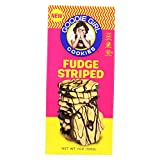 GOODIE GIRL COOKIES, Cookie, Fudge Striped, Pack of 6, Size 7 OZ, (Wheat Free) For Sale