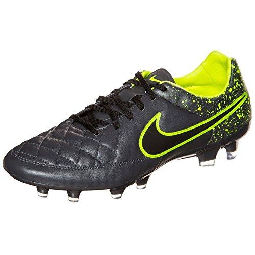 Anthracite Men volt Fg Green Black Black s Boots NIKE Legacy Tiempo Football a1zndq