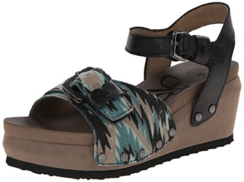 Platform Danbury Otbt Women's Black Sandal vgnw0zW