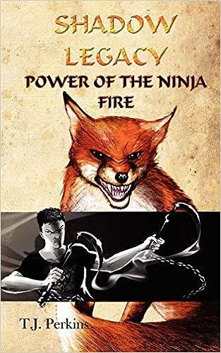 Amazon.com: Power of the Ninja - Fire (Shadow Legacy, Book 2 ...