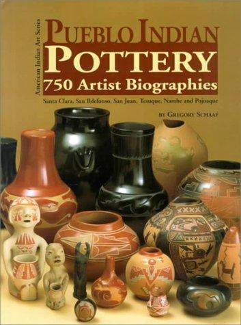 Pueblo Indian Pottery - 1