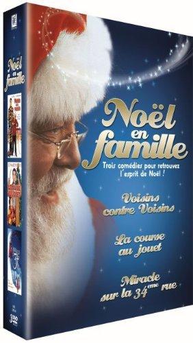 No??l en famille - Coffret 3 DVD