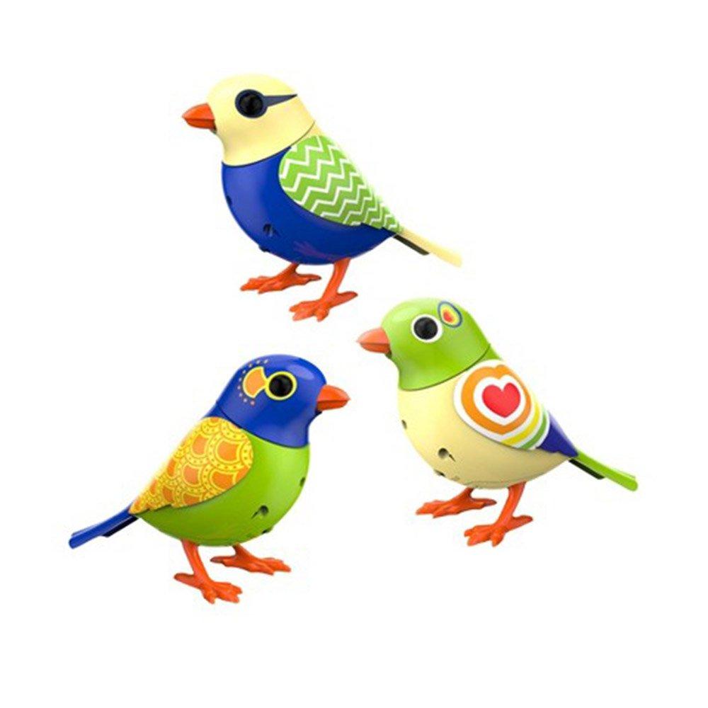 Digi Birds Twinkle's Trio- Set of 3 Digibirds