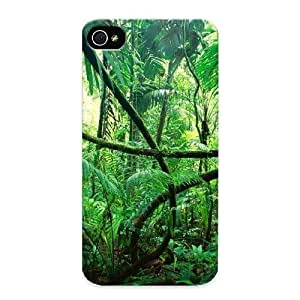 Awesome 53f25af3791 Standinmyside Defender Tpu Hard Case Cover For Iphone 4/4s- Green Forest