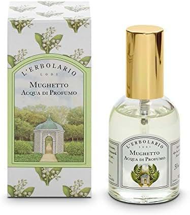 Mughetto (Lily of the Valley) Aqua di Profumo (Eau de Parfum) by L'Erbolario Lodi