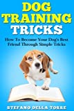 img - for Dog Training Tricks: How To Become Your Dog's Best Friend Through Simple Tricks book / textbook / text book