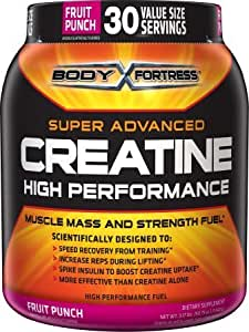Body Fortress Super Advanced Creatine HP, Fruit Punch, 3.17