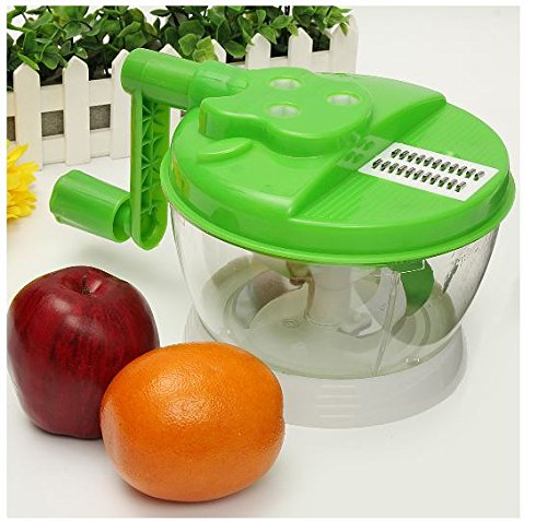 Stainless Steel Blade Slicer Meat Cutter Vegetable Fruit Chopper Kitchen Tool by advanced