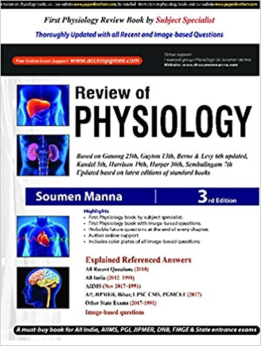 Buy Review of Physiology (PGMEE) Book Online at Low Prices