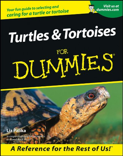(Turtles and Tortoises For Dummies)