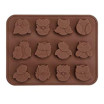 A Goo Generic 12 Eulen Kuchen Dekorieren Sussigkeiten Cookies