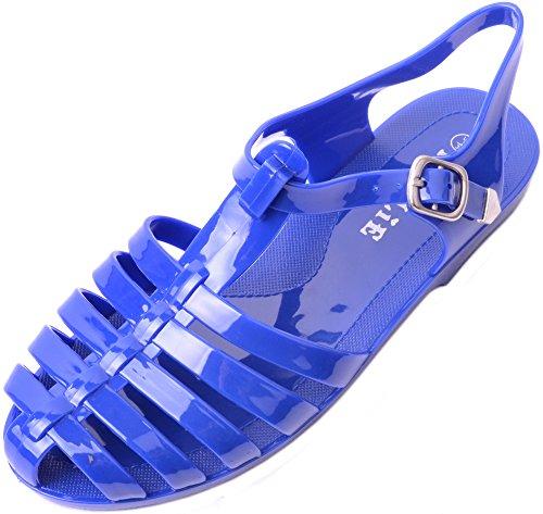 316b27fcb3c6 ABSOLUTE FOOTWEAR Ladies Womens Summer Holiday Beach Casual Jelly Sandals Flip  Flops Shoes - Buy Online in Oman.