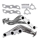 OCPTY HDSNP98V6LT Exhaust Manifolds w/Gasket and