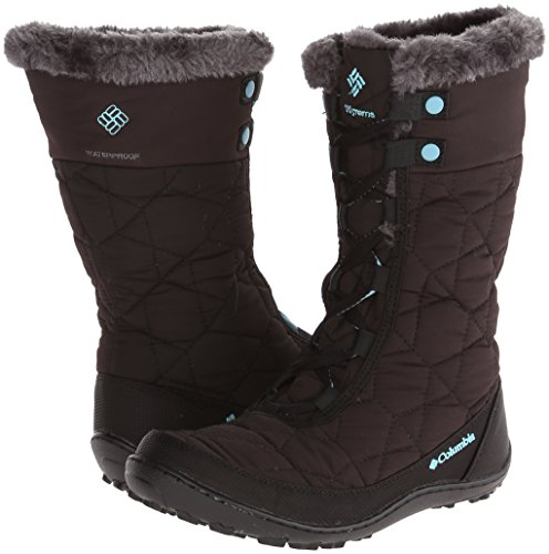 Columbia Minx Mid II WP Snow Boot Little Kid//Big Kid Columbia Kids Footwear YOUTH MINXTM MID II WP OH K