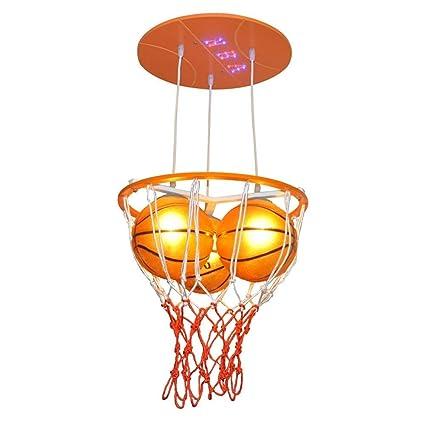 ZLHLL Araña de Baloncesto de la habitación de los niños ...