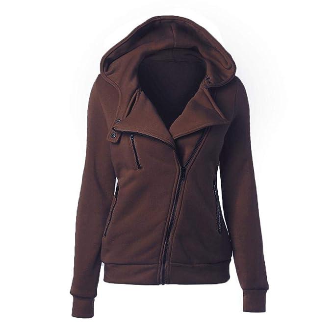 Amazon.com: RIBITENS - Chaqueta térmica con capucha y ...