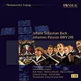 J.S Bach: Johannes-Passion BWV 245 (Thomanerchor Leipzig, Gewandhausorchester, Thomaskantor Georg Christoph Biller) (Rondeau Production: ROP4024/25)