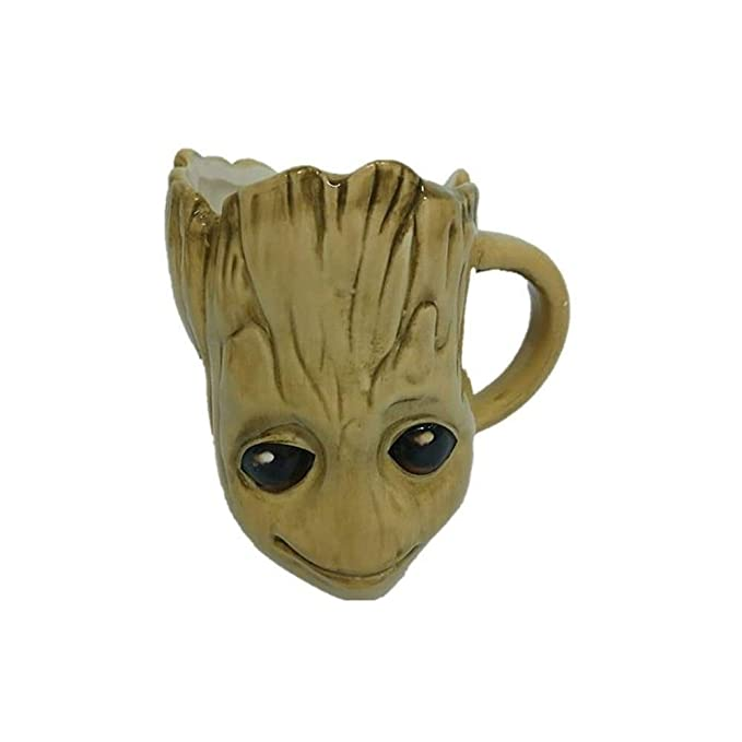 f99db3f5e311 Guardians of the Galaxy Vol 2 Baby Groot 3D Mug  Amazon.co.uk  Kitchen    Home