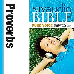 NIV Audio Bible, Pure Voice: Proverbs