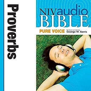 NIV Audio Bible, Pure Voice: Proverbs Audiobook