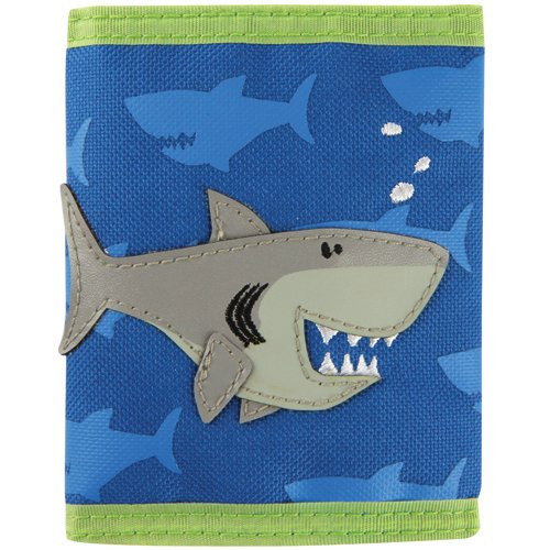 03. Stephen Joseph Wallet, Shark