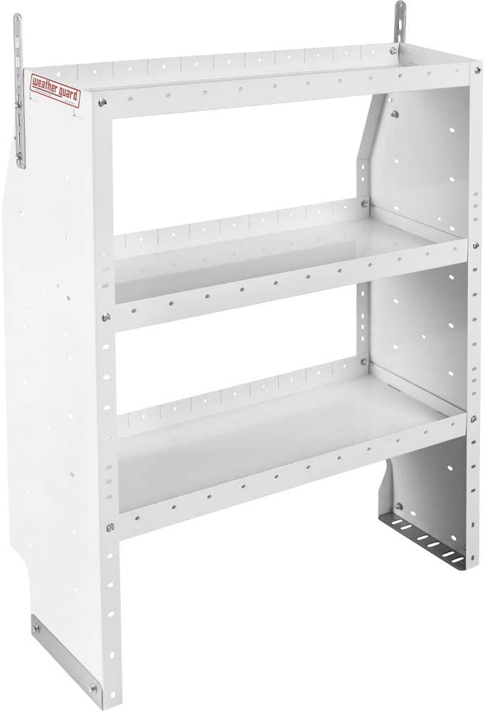 WEATHER GUARD 9353303 Adjustable Shelf Unit