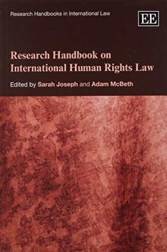 Research Handbook on International Human Rights Law (Elgar Original Reference) (Research Handbooks in International Law series)