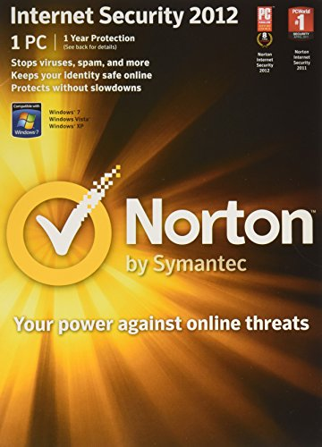 Norton Internet Security 2012 User product image