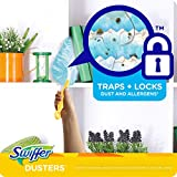 Swiffer 180 Dusters Multi Surface Refills, with Febreze Lavender & Vanilla scent, 10 Count (6-PACK)