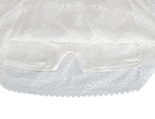 281 Underskirt Slips Lingerie Women Half Dresses Modal Under ADAMARIS white Stretch Shorts for 1aFBxq