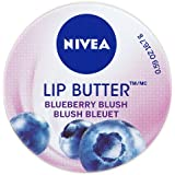 Nivea Lip Butter Blueberry Blush 16.7 G Multipack (Single)