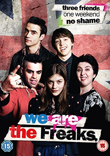 We Are the Freaks [ NON-USA FORMAT, PAL, Reg.2 Import - United Kingdom ]