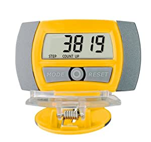 Sportline Walking Advantage 363 Count Up/Down Pedometer