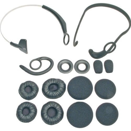 VXi 202852 Complete Convertible Refresher Kit for Tria and TalkPro UC3 / USB3 Headsets