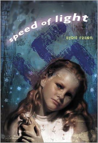 Cover Art for Speed of Light