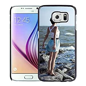 Deep Breathing Hard Plastic Samsung Galaxy S6 G9200 Protective Phone Case